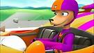 Turbo Dogs - Race of a Lifetime